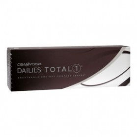 Dailies Total 1 -30 Lentilles