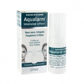 Aqualarm Spray  Baush & Lomb 10 ml