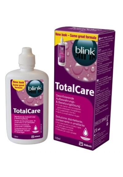 Total Care Blink 120ml Abbott