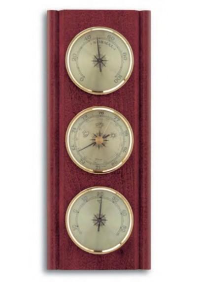 Station météo (thermomètre, hydromètre et baromètre)