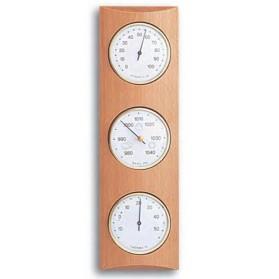 Station météo (thermomètre, hygromètre et baromètre) (20 1028 05)