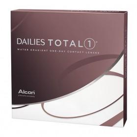 Dailies Total 1 -90 Lentilles
