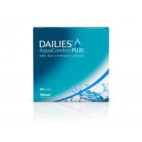 Focus Dailies Aqua Comfort + / 90 Lentilles