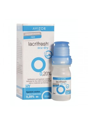 Lacrifresh Ocu-Dry 0,20% - 10ml