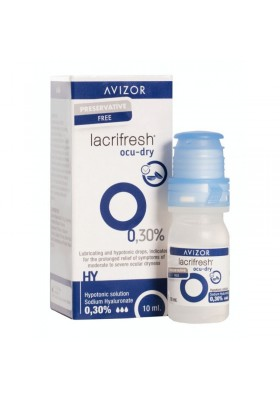 Lacrifresh Ocu-Dry 0,30% - 10ml