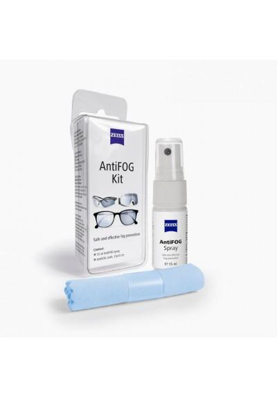 Spray anti-buée 15ml + microfibre ZEISS