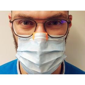 Pince nez STEFTI anti-buée pour porteur de lunettes