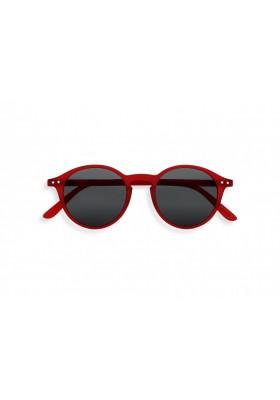 IZIPIZI D Red Sunglasses