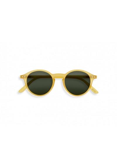 IZIPIZI D Yellow Honey Sunglasses