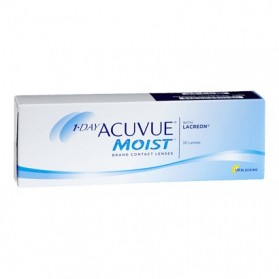 1 Day Acuvue Moist - 30Pack