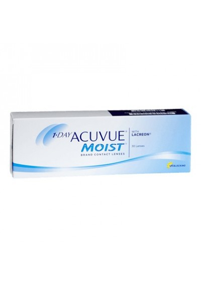Acuvue Moist 1Day - 30Pack