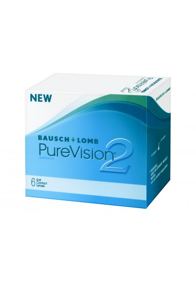 Pure Vision 2 Baush & Lomb