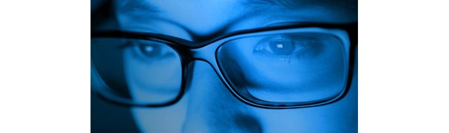 Lunettes Anti-lumières bleues